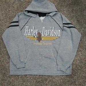 Halrey Davidson sweatshirt